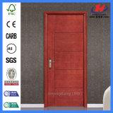 Europen de Gobierno de la puerta de chapa de madera de melamina de buena calidad