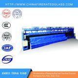 Feuer-anorganische Faser-Doppelt-Vorhang-Rollen-Blendenverschluss-Nenntür