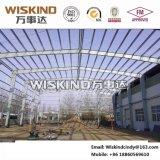 Construção de aço de Wiskind para o escritório e a construção de edifício