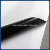 매체 기본적인 백색 접착제 검정 접착제 인쇄할 수 있는 자동 접착 비닐 스티커 인쇄