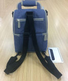 Изолированный Samfly обед Bag морозильной камеры охладителя женская сумка Allerbaby Bento пакет Zip ремешка
