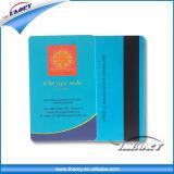Feito no cartão do presente do smart card do PVC Magstripe do cartão magnético de China Hico