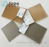 Bronce oscuro/vidrio de flotador de bronce de oro de la hoja (C-GB)