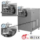 Klein, 1000L/H, 25MPa, de Homogenisator van het Roestvrij staal voor de Verwerking van de Melk