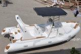 Barche della nervatura di Liya 5.8meter Cina con il motore da vendere