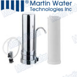 Casa portátil usar o Filtro de Água de carbono em sua bancada toda a casa do Sistema do Filtro de Água