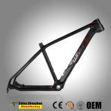 El carbono T800 bicicletas de montaña con bastidor de 26pulgadas 27,5 pulgadas de tamaño de la rueda