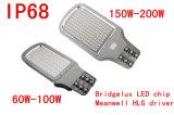 공중 옥외 점화를 위한 모듈 디자인된 LED 가로등 20W 30W 50W 60W 80watt 120W 150watt 200W