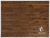 Suelos de madera maciza de nogal americano Color Manchado