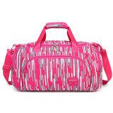 최신 판매 다채로운 여자의 수화물 형식 운반물 Duffle 여행 부대