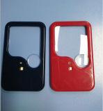 Magnifier ottico chiaro Hw-212PA della lente d'ingrandimento LED della materia plastica LED
