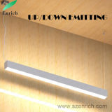 Wall Mounted Type를 가진 두 배 Sides Emitting Linear LED Light