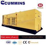 1650 KVA Cumminsの防音の発電機[IC180301n]