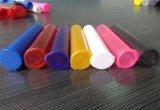 tubi uniti di plastica delle fiale di 98mm-2 pp con la protezione della parte superiore di schiocco