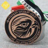 最もよい品質のカスタム軍のリボンは安くメダルを与える