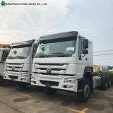 Caminhão da cabeça do trator de Sinotruk HOWO 6*4, caminhão do trator