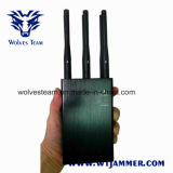 6 Jammer сигнала телефона WiFi 3G 4G антенны портативный