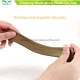 Temperatura magnetica della pasta del gioco del mastice della melma della mano che percepisce il giocattolo educativo dei capretti