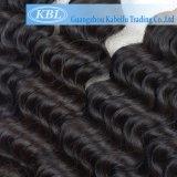 Weave волос 100% людской бразильский (KBL-BH-DW)