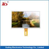 穂軸LCDのモジュール8*2のドットマトリクス文字LCDの表示画面