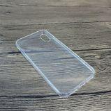 TPU doux transparents neufs effacent la caisse de téléphone pour l'iPhone X