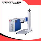 Máquina de venda quente da marcação do laser da fibra da colher do metal com Ce
