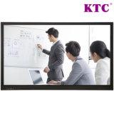 75 Zoll - hohe Definition-interaktiver Flachbildschirm