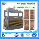 Máquina caliente de la prensa de la chapa hidráulica