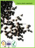 Черный пластик Masterbatch окатышей специально для пластиковых пакетов