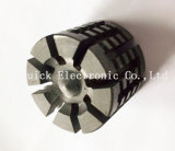 Material especial de cobre del berilio con el torno y el proceso que trabaja a máquina del CNC
