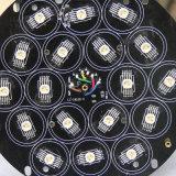 IP65 impermeabilizzano l'indicatore luminoso di PARITÀ della fase esterna 12*15W RGBWA 5in1 LED