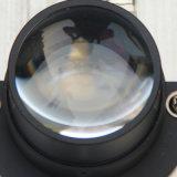 ビーム点ライト、7rは点ライト、長距離のわずかなシミに続く