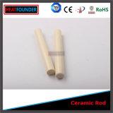 Tubo de cerámica aislado del alúmina blanco Wear-Resistant