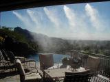 Macchina industriale del sistema /Fog di nebbia con 45nozzles e visualizzazione