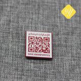 Venda por grosso de metais personalizados de alta qualidade esmalte macio Monograma Pin