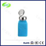 Colorido diseño de botellas de tamaño 4oz 6oz 8 oz botella de plástico de la EDS