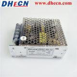 CA a la entrada de información 90-264VAC de la amplia gama de la fuente de alimentación del interruptor de la C.C. a ERP ISO9001 de RoHS del Ce de la C.C. 5V 8A Hrsc-50-5