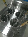 Comercial de la mesa de pasta de inducción cocina