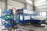 50kg/100kgブロック氷のための20トンか日の自動ブロックの製氷機
