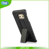 Motif de tissage de vente chaude couverture pour Téléphone Mobile Samsung S6 Bord
