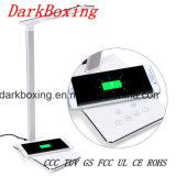 Chargeur de batterie sans fil portatif universel d'accessoires de téléphone mobile pour le téléphone cellulaire