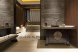 Hochwertige festes Holz-Antike-Schlafzimmer-Möbel stellen LuxuxHotelfurniture für Verkauf ein