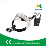 Micare Jd2000 3W操作の外科使用の医学のヘッドバンドライト