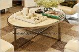 Tavolino da salotto del marmo di qualità di Gloden Hight