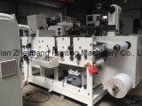 Stampatrice flessografica con la stazione tagliante rotativa 2