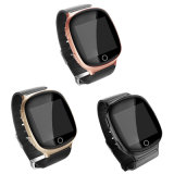 GPS van de Prijs van de fabriek D100 Drijver Smartwatch voor Bejaarden