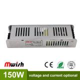 Hohe Leistungsfähigkeit 150W 12V nehmen Innen-AC/DC LED Energien-Fahrer für hellen Kasten ab