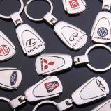 Audi lleva hacia fuera ahuecado un coche de metal Keychain