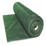 Grüner Sonnenschutz-Farbton-Plastikfarbton-Netz