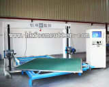 Maquinaria da estaca da esponja do contorno do CNC da HK